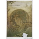 lithograph: Saint George and the Dragon Nr. 21/90