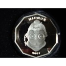 silver coin: Female or Male